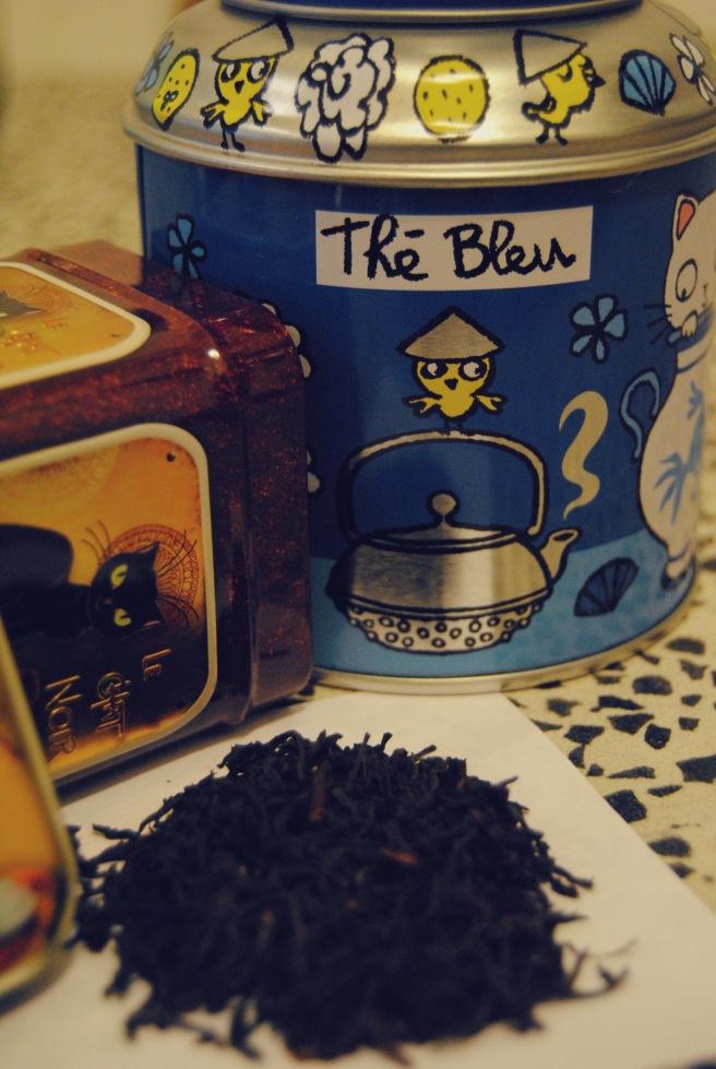 tè ceylon