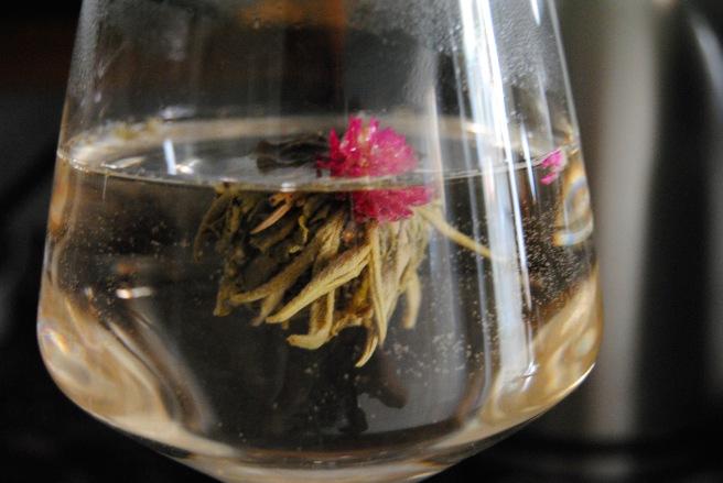 fiore di jasmine in infusione