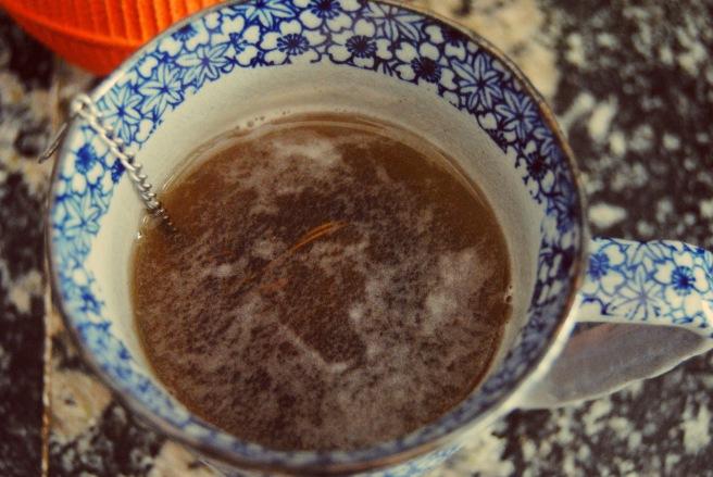 tè in infuso