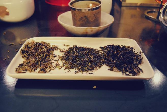 tè darjeeling primo raccolto